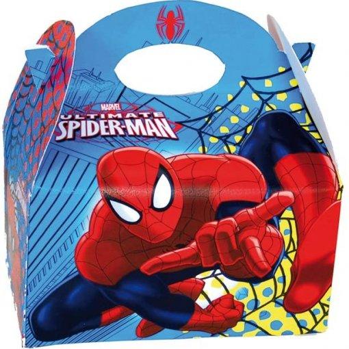4 Caixas Box Homem Aranha