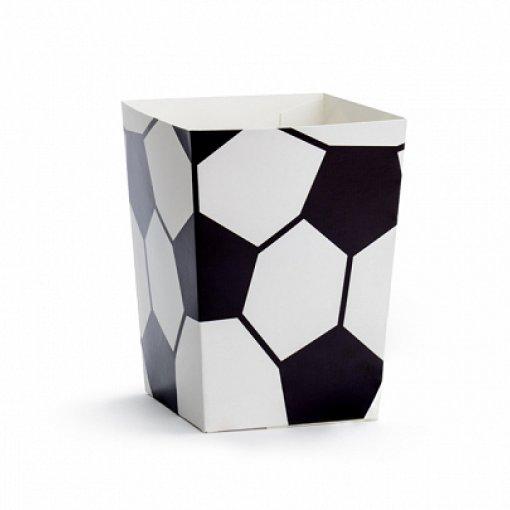 6 Caixas de Pipocas Futebol