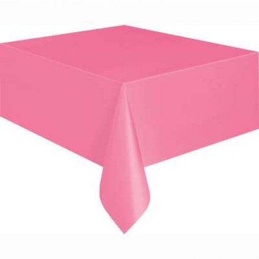 Toalha de Mesa Rosa Fucshia 1.37cm x 2.74 cm