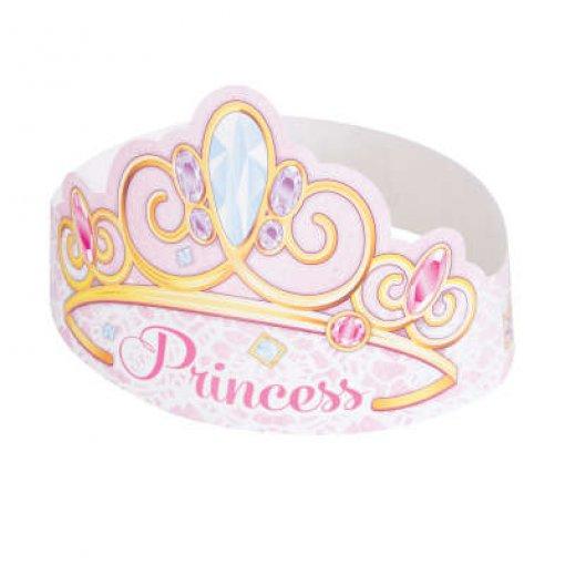 6 Tiaras Princesas