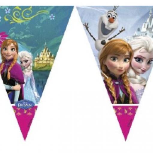 Banner Decorativo Frozen 230cm