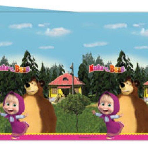 Toalha de Mesa Masha e o Urso