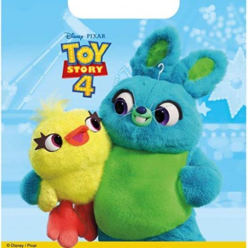 6 Sacos de Oferta Toy Story
