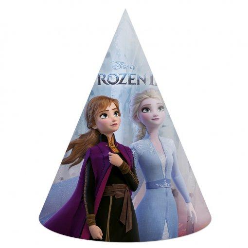 6 Chapéus Frozen 2