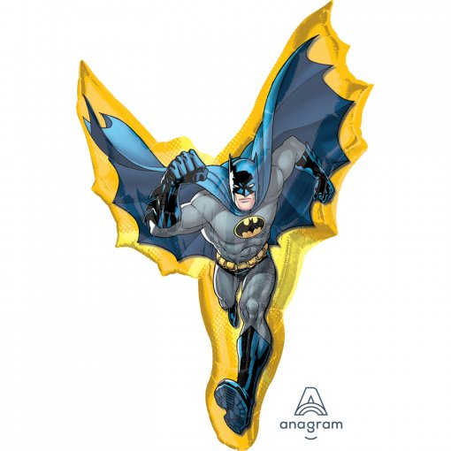 Balão Foil Super Shape Batman