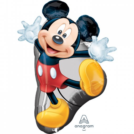 Balão Super Shape Mickey