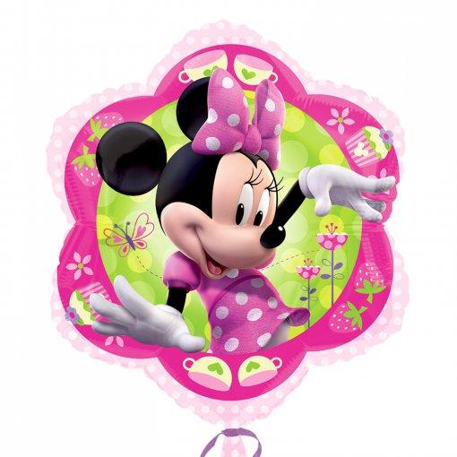 Balão Foil Minnie Rosa 43cm