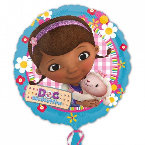 Balão Foil Dra. Brinquedos 43cm