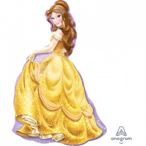 Balão Super Shape Princesa Bela