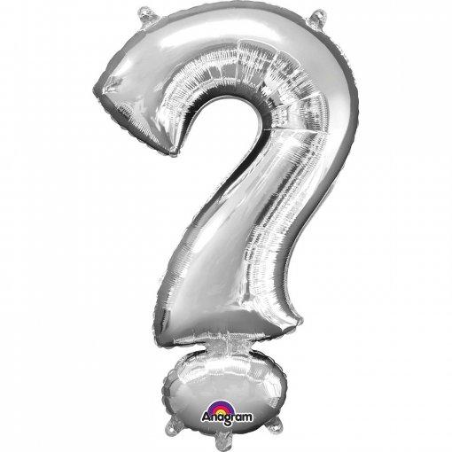 Balão Foil Interrogação 91cm