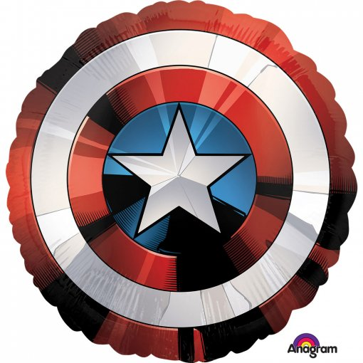 Balão Foil Super Shape Avengers