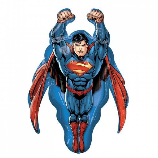 Balão Foil Super Shape Super Man