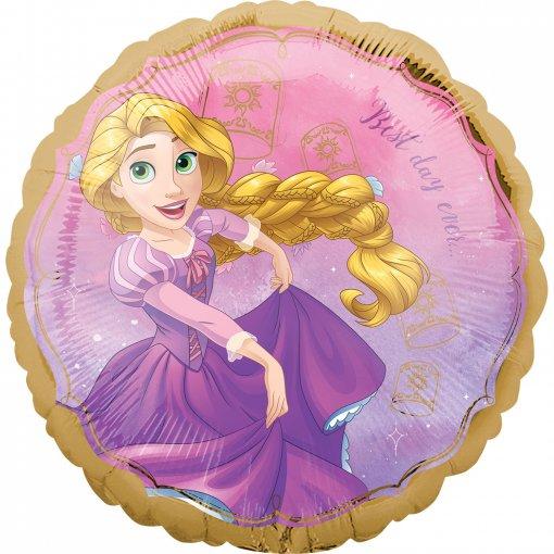 Balão Foil Princesa Rapunzel 43cm
