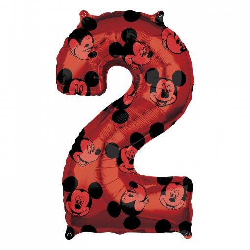 Balão Foil Mickey nº 2
