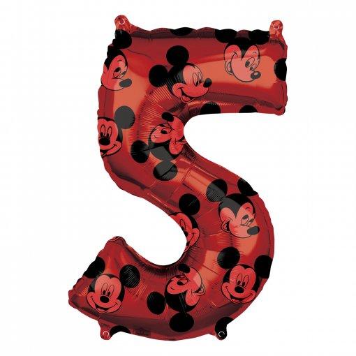 Balão Foil Mickey nº 5
