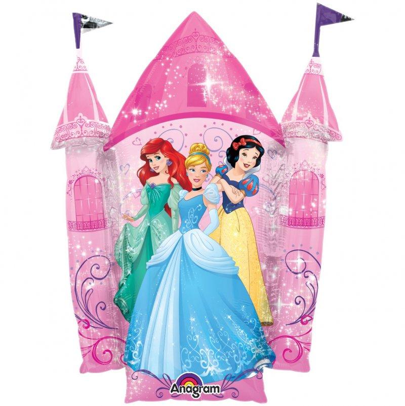 Balão Super Shape Princesas Disney