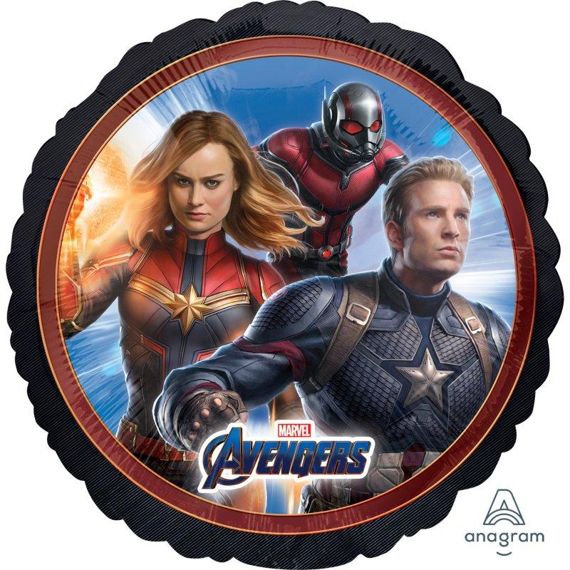 Balão Foil Avengers 43cm