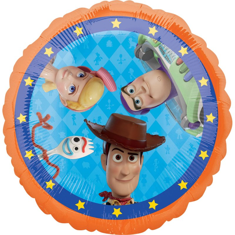 Balão Foil Toy Story 43cm