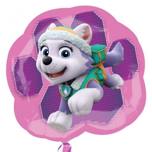 Balão Foil Patrulha Skye e Everest 2-sided