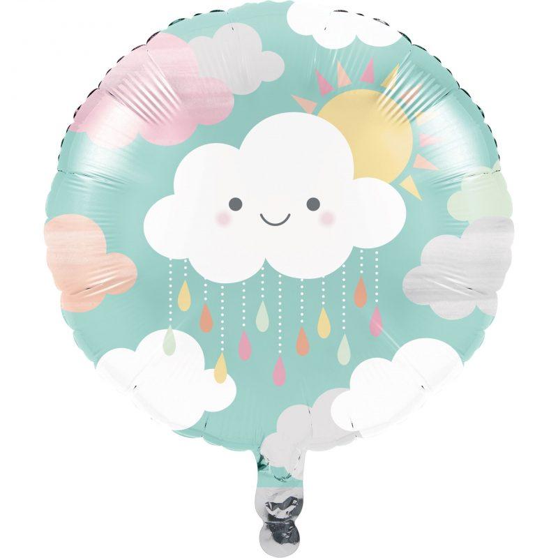 Balão Foil Chuva de Amor