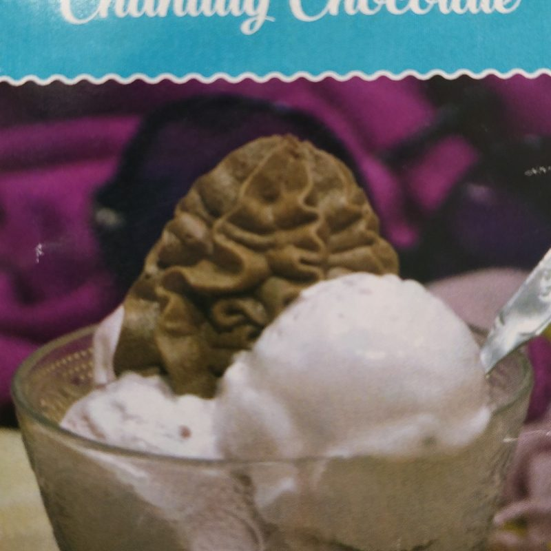 Chantilly Chocolate 250g