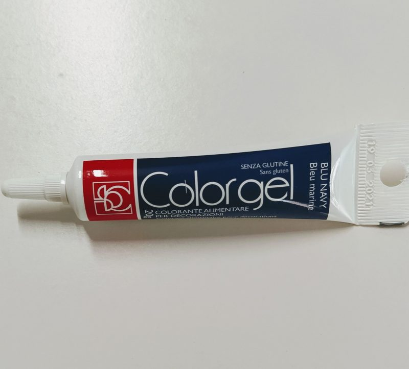 Corante Colorgel Azul Marinho 20g