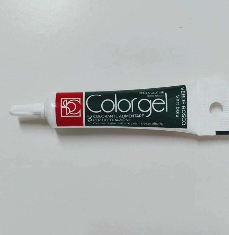 Corante Colorgel Verde Bosco 20g