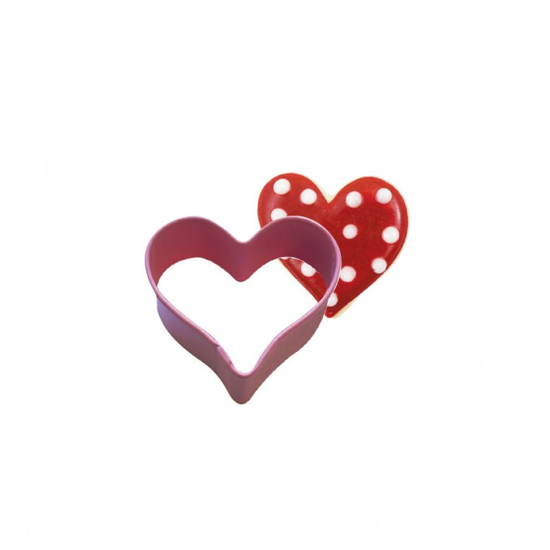 Cortante para Bolacha Coração