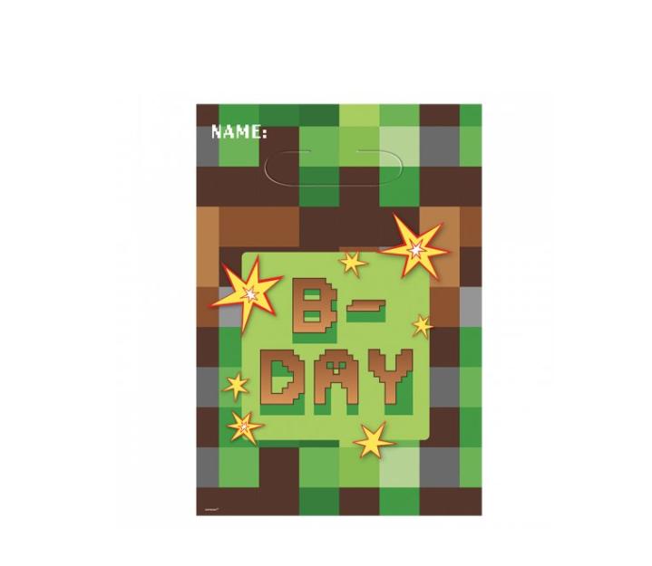 8 Sacos de Oferta Minecraft