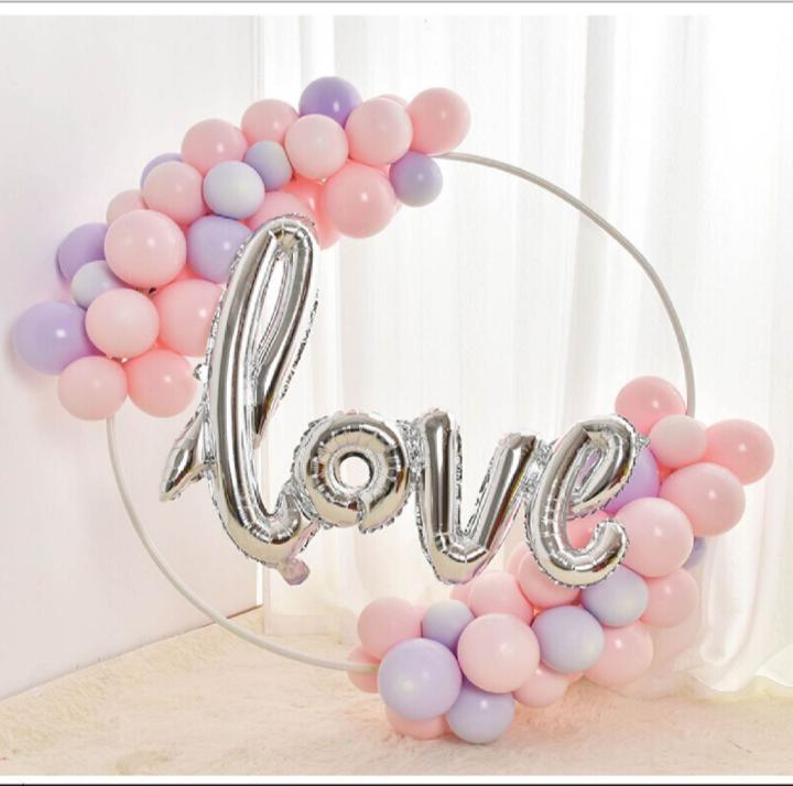Mini Arco Decorativo com Balões