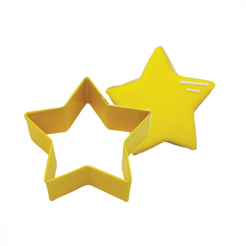 Cortante para Bolacha em Estrela