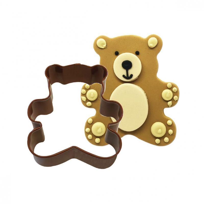 Cortante para Bolacha Urso